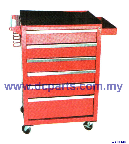 General Truck Repair Tools TOOL BOX, 6 DRAWER MODEL 300 A2011